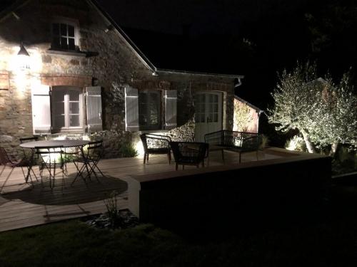 Conception et création d'un espace terrasse